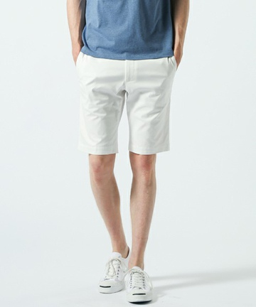 Paul Smith ポールスミス COTTON STRETCH SHORT PANTS / 153306 586L