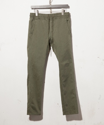 MROLIVE ミスターオリーブ M-5412-STRETCH CLASSIC TWILL BALL BIO EASY WORK PANTS イージーパンツ