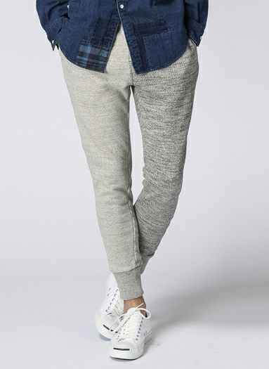 Paul Smith COMBINATION SWEAT PANTS / 152023 675N