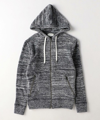 UNITED ARROWS ユナイテッドアローズ UAS M/G BOA ZIP UP PK