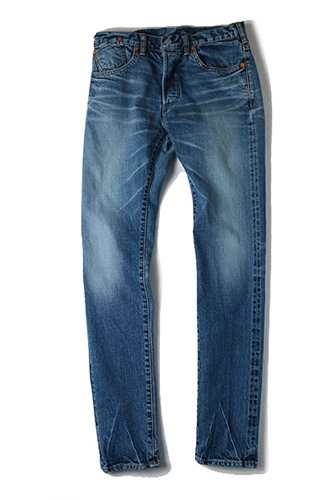 MARKAWARE マーカウェア TIGHT FIT 5P VINTAGE WASH