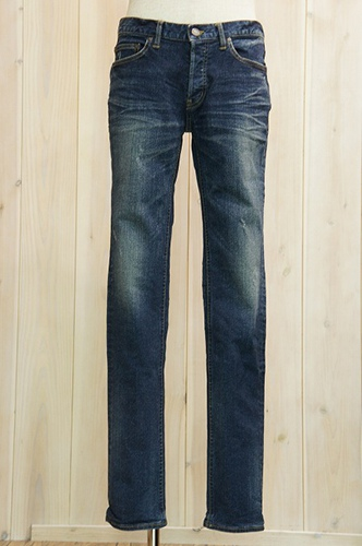 LOUNGE LIZARD ラウンジリザード No.6781 HIPOWER STRETCH DENIM NEW FIT