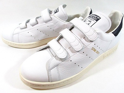 adidas アディダス STAN SMITH CF WHITE × NAVY