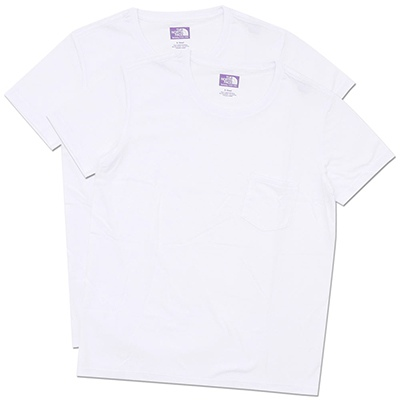 THE NORTH FACE PURPLE LABEL ザ・ノースフェイス パープルレーベル COOLMAX 2PACK FIELD T-SHIRTS