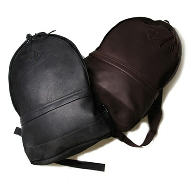 MR.OLIVE ミスターオリーブ WATER PROOF WASHABLE LEATHER / DAY PACK