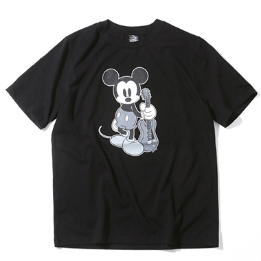 NUMBER (N)INE ナンバーナイン MICKEY MOUSE T-SHIRTS (GUITAR)