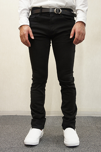 HIPOWER STRETCH × 製品染め SUPER SLIM PANTS