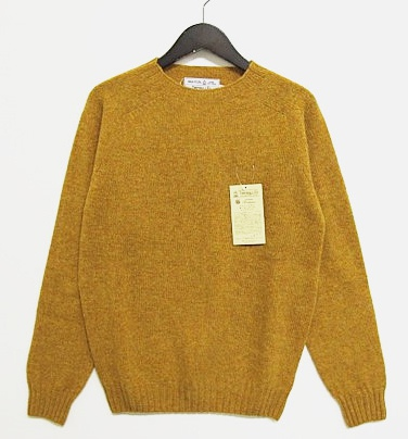 INVERALLAN インバーアラン CN SADDLE SHOULDER SWEATERS