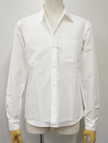 LOUNGE LIZARD ラウンジリザード No.4211 ORGANIC COTTON BROAD SHIRTS