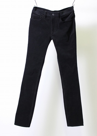 "LOUNGE LIZARD ラウンジリザード No.6833 STRETCH CORDUROY ""SUPER SLIM"""
