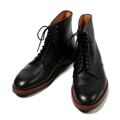 Tricker's トリッカーズ CAP TOE BOOT w/DINITE SOLE