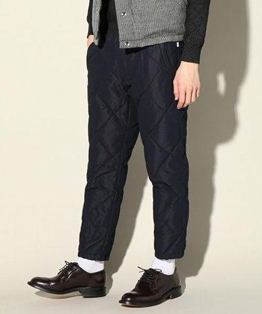 JOURNAL STANDARD ジャーナルスタンダード INDIGO C/N DOWN PANTS