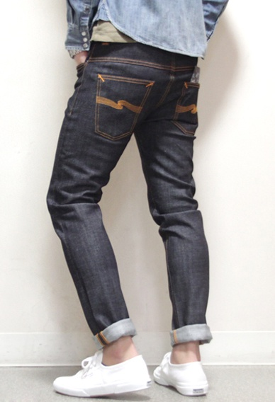 Nudie Jeans ヌーディージーンズ THIN FINN