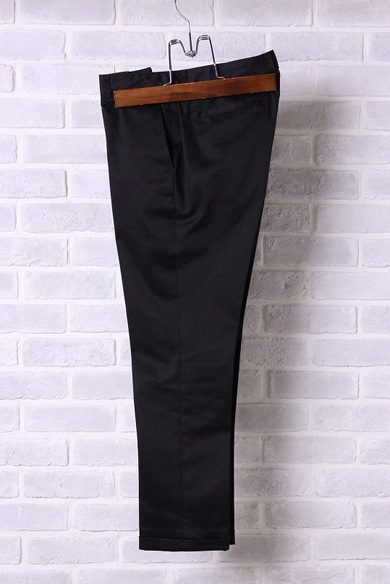 LOUNGE LIZARD ラウンジリザード No.6850 T/C TWILL ANKLE CUT TROUSERS