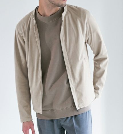 URBAN RESEARCH アーバンリサーチ DOORS Faked Suede Riders JACKET