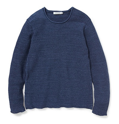 nonnative ノンネイティブ ROAMER SWEATER COTTON WOVEN