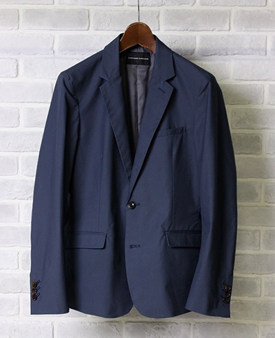 LOUNGE LIZARD ラウンジリザード No.5665 SUPIMA OXFORD 2B JACKET