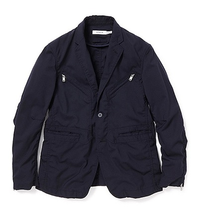 nonnative ノンネイティブ TROOPER 2B JACKET W/P RIPSTOP STRETCH