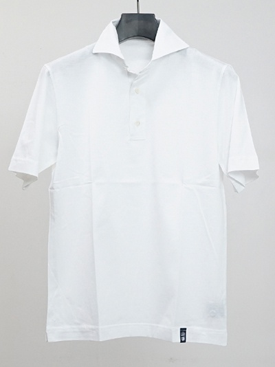 Drumohr MERCERIZE COTTON POLO